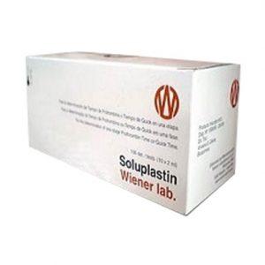 WIE-SOLUPLASTIN TP PROTROMBINA 10X2ML 100DET