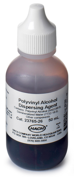 AGENTE DISPERSANTE DE ALCOHOL DE POLIVINILO, 50 ML SCDB