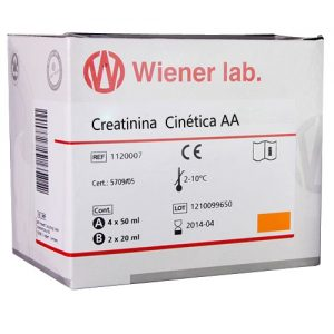 CREATININA CINETICA AA LIQUIDA 250ML