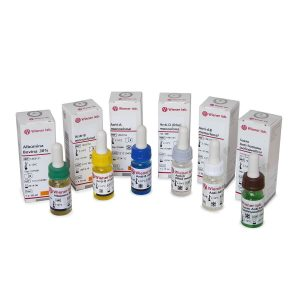 ANTIGENO FEBRIL KIT 4X5ML (ANTI A,B,H,O)