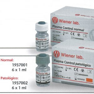 PLASMA CONTROL NORMAL 1ML